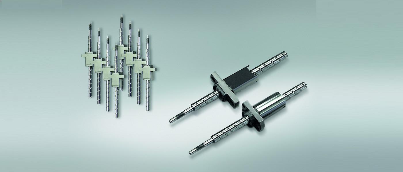 Новата серия миниатюрните сачмено-винтови двойки на NSK намалява времето за производство на единица продукция