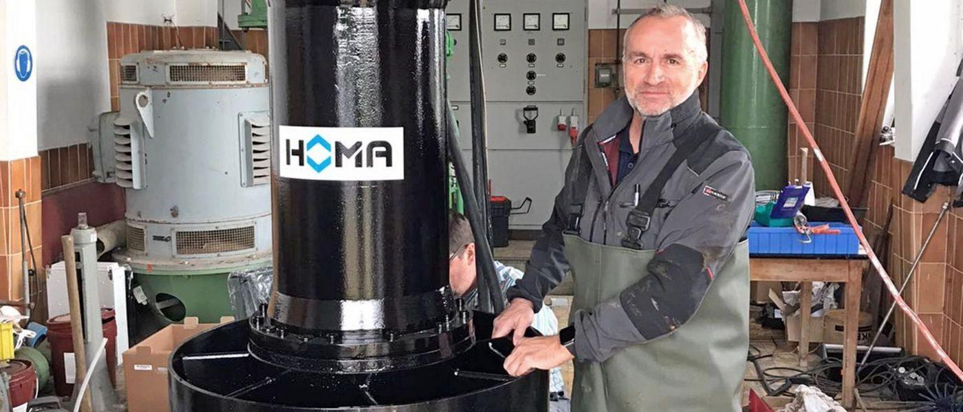 ПиМ Груп: Помпи Homa превръщат помпена станция в Германия в съоръжение, ориентирано към нуждите на бъдещето