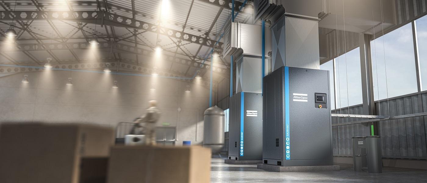 Атлас Копко България: Компресори с VSD технология на Atlas Copco – златният стандарт за енергийно ефективно компресорно оборудване