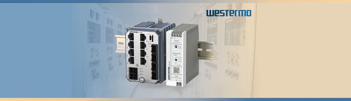 Ритбул: Westermo разшири портфолиото си с Ethernet комутатор Lynx 5612 и захранващ блок PS-60