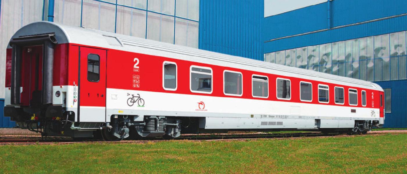 Климатични и отоплителни системи на Liebherr-Transportation Systems ще осигурят комфорта на пътуващите с влак в и извън Словакия