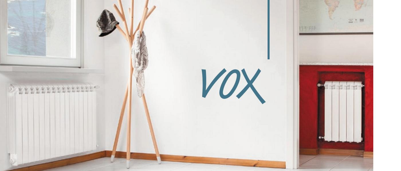 Силата на топлината среща хармонията във формата в алуминиевите радиатори Global Vox Еxtra от Рувекс