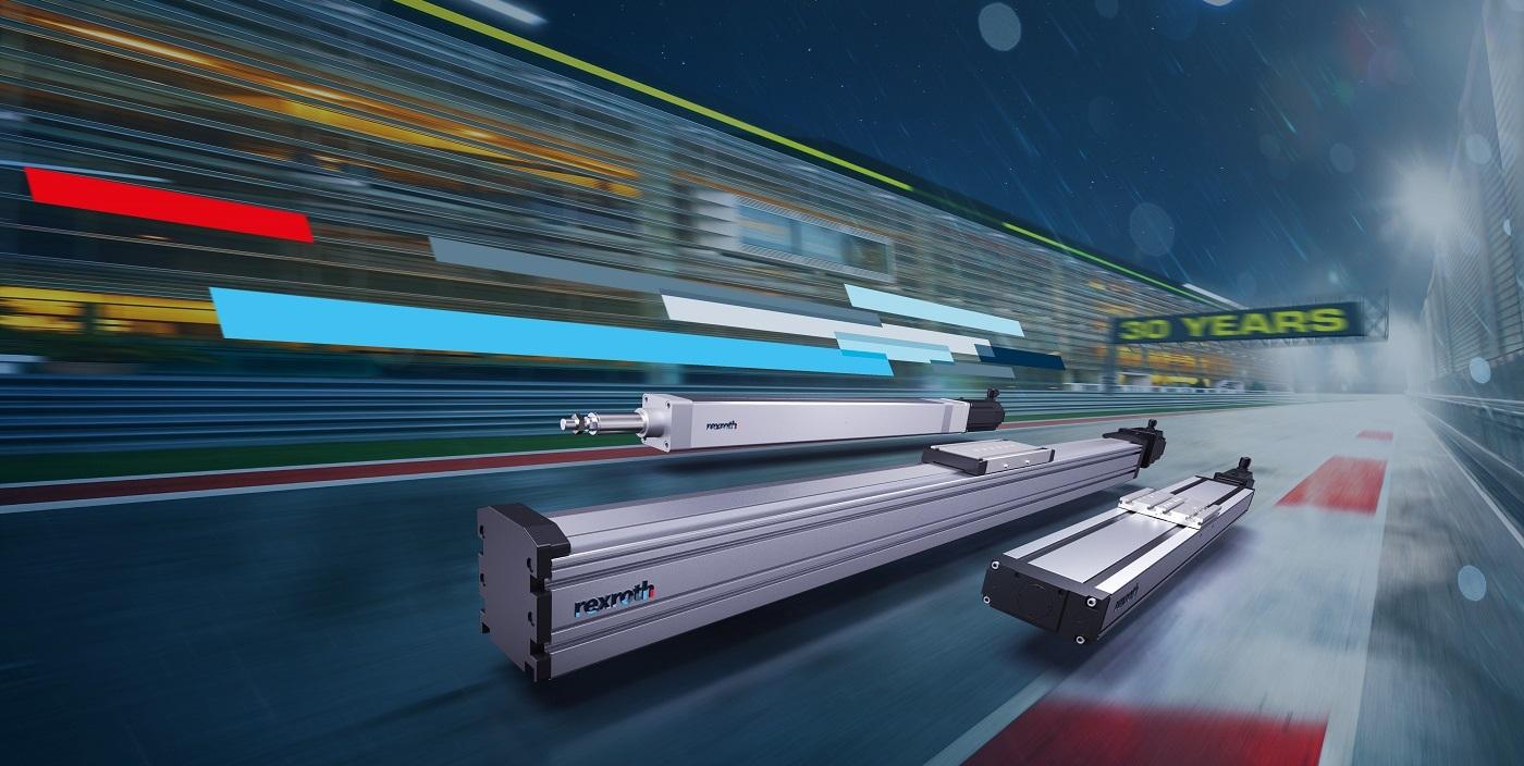 БР Техника: Нови интелигентни линейни технологии на Bosch Rexroth в помощ на производителите на машини и оборудване